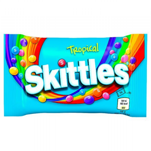 SKITTLES® Tropical 55g (UK)